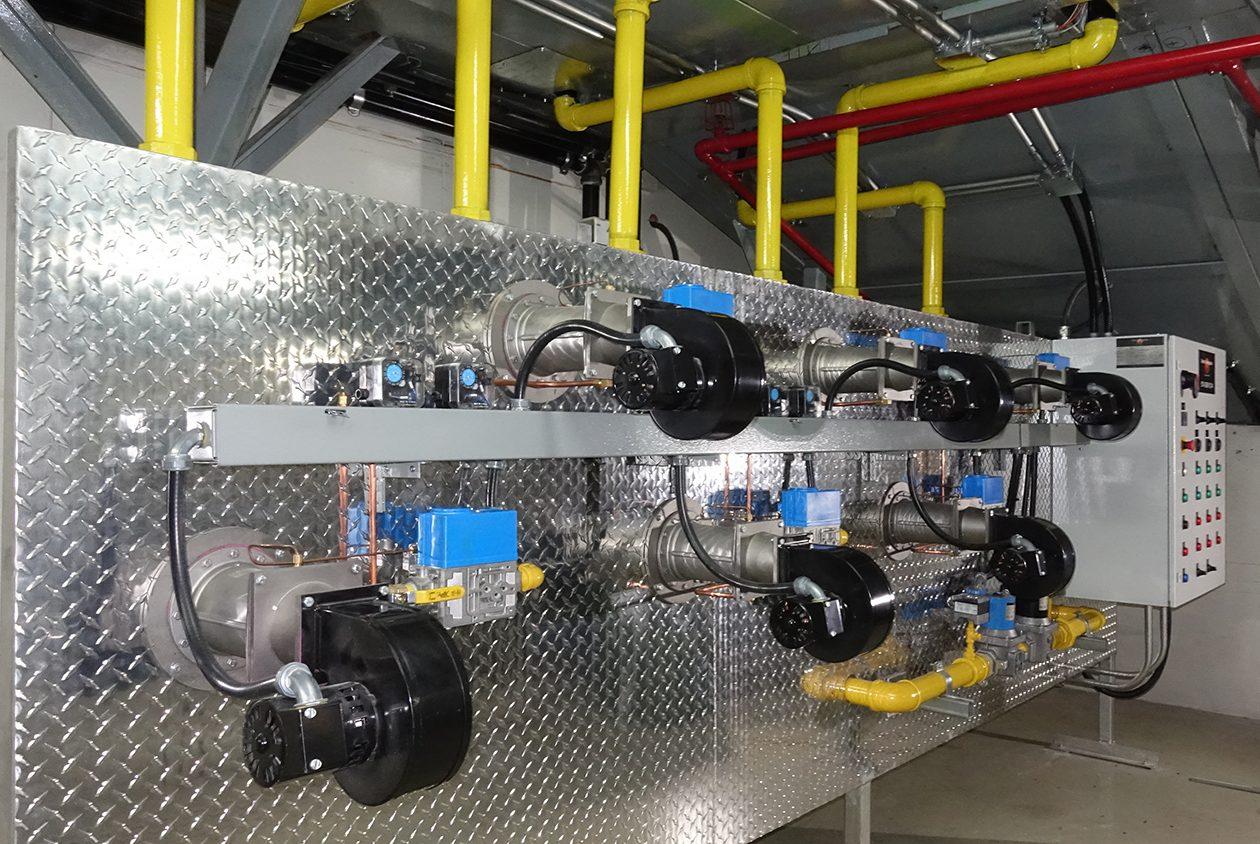 systeme de gaz